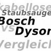 Bosch vs Dyson