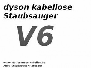 dyson kabellose staubsauger v6 vorteile ohne kabel. Black Bedroom Furniture Sets. Home Design Ideas