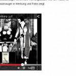 Ur-Modelle von Staubsaugern: AEG Vampyr Handstaubsauger