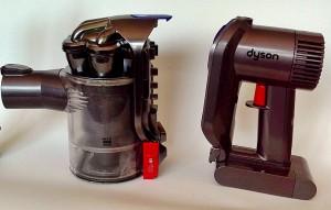 DC45 Dyson Akku Staubsauger Motor Filter